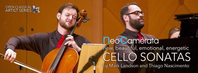 Open Classical   Neo Camerata - New Cello Sonatas by ...