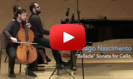 Video of The New Cello Sonatas
