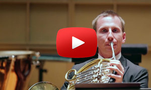 David Cooper, shreds Strauss Horn Concerto plus Kyle Sherman