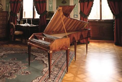 McNulty Fortepiano replica of Walter & Sohn, ca. 1805