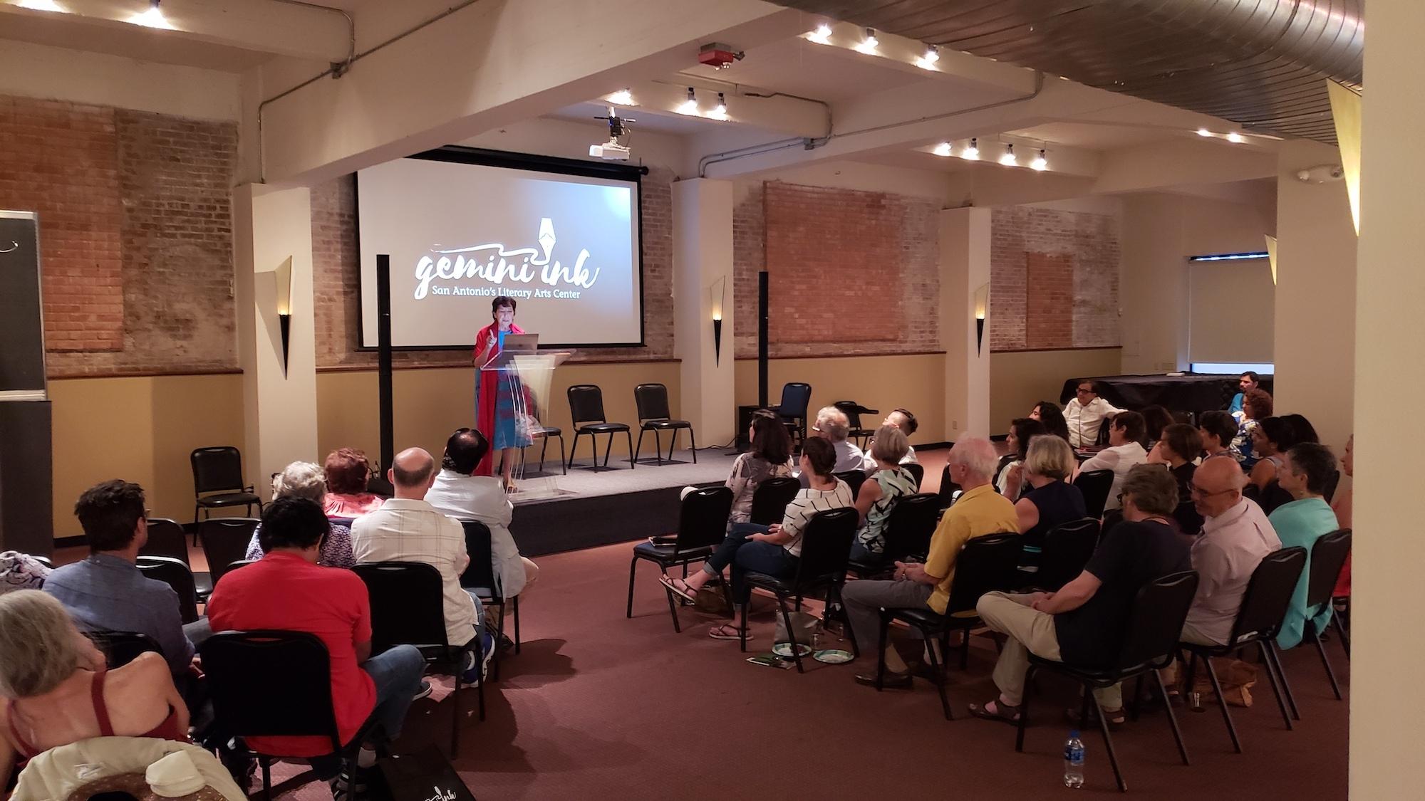 An event at Radius Center