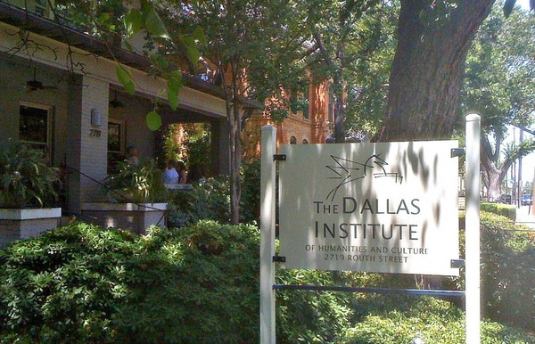 Dallas Institute of Humanities and Culture building